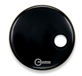 "Aquarian Regulator 4.75"" Hole Black 18 - RSM18BBK"