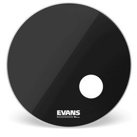 Evans EQ3 Resonant Black 22