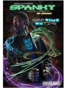 "George ""Spanky"" McCurdy - Off Time/On Time - 1 DVD"