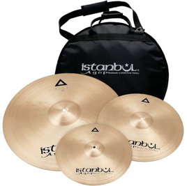 Istanbul Agop Xist Set Natural + Hardcase