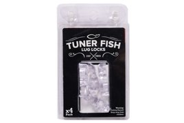 Tuner Fish Lug Locks + Gumka do mocowania