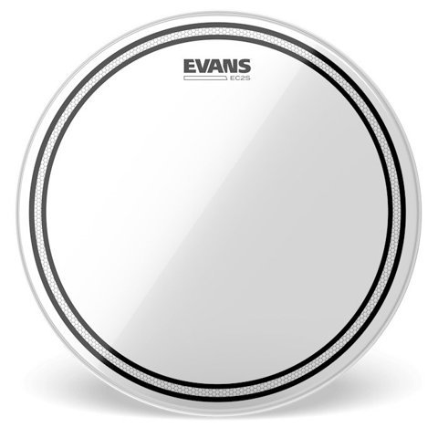 "Evans EC2S Clear 14"" (Level 360)"