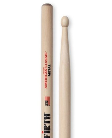 Vic Firth Metal (American Classic Hickory)