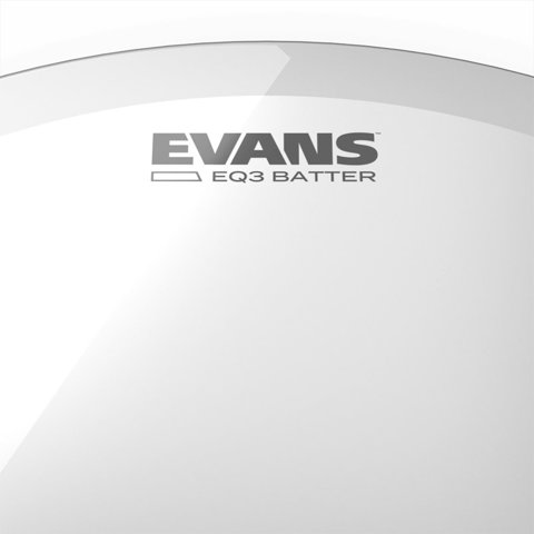 Evans EQ3 Clear 20 (Level 360)
