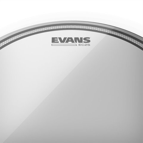 "Evans EC2S Clear 16"" (Level 360)"