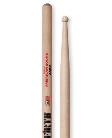 Vic Firth AS8D (American Sound Hickory)