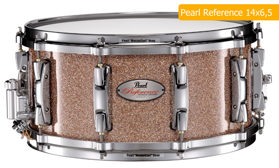 Pearl Reference14x6,5 - Obręcze Die Cast