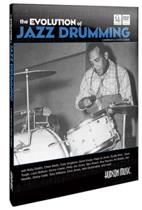 Danny Gottlieb - The Evolution of Jazz Drumming - Hudson Music