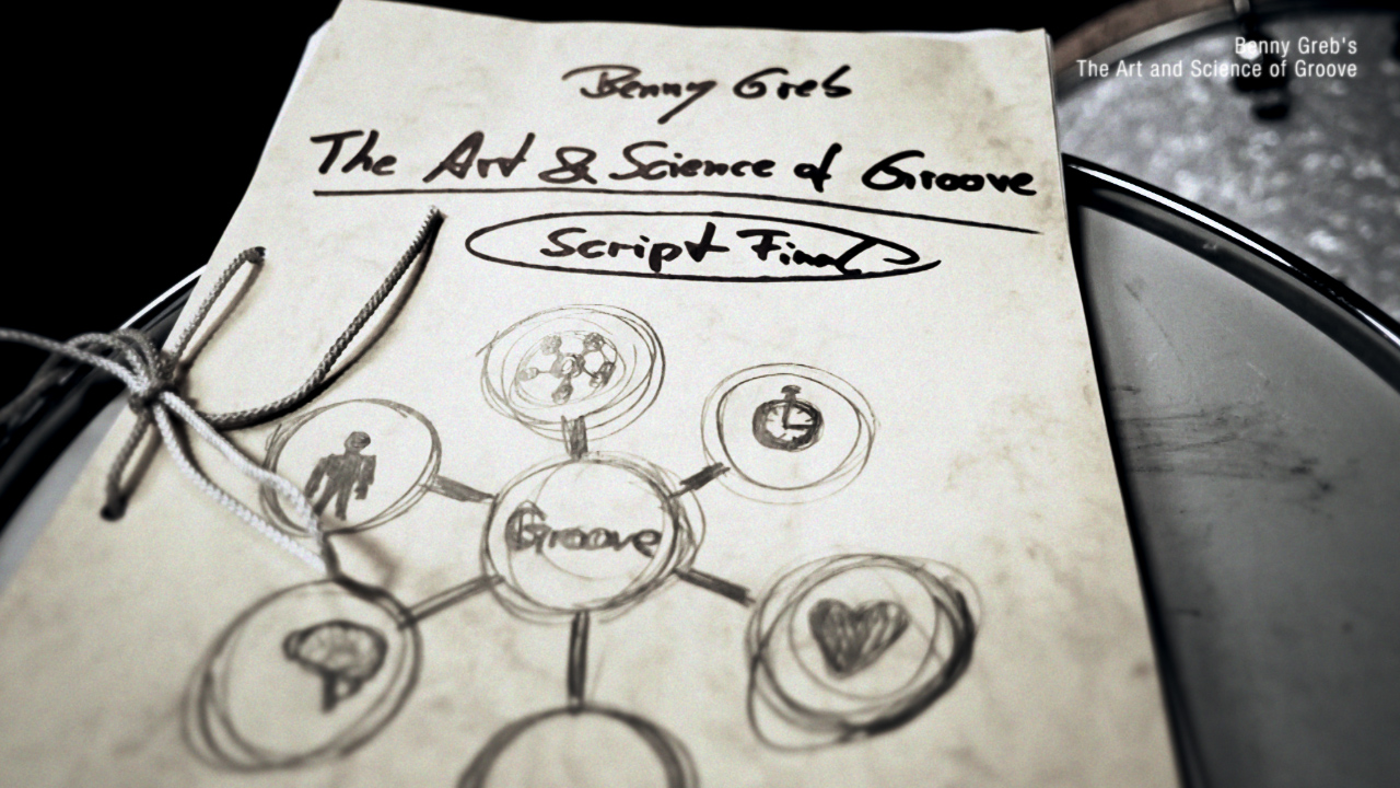 the art & sience of groove