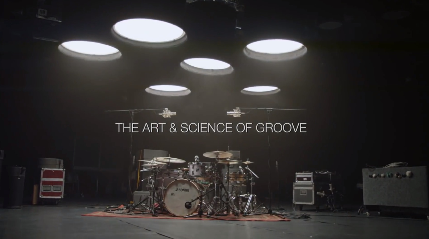 Benny Greb  the art & sience of groove