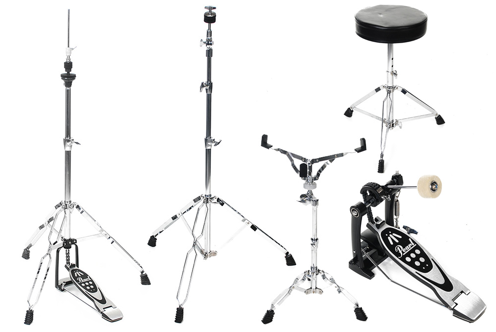Pearl Roadshow Hardware pack