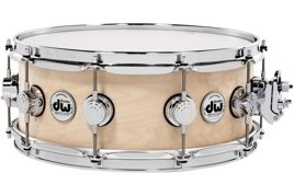 DW Collectors Maple 14x5 Satin Natural