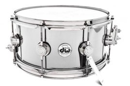 DW Collectors Stainless Steel 13x6,5 (Nickel Plated)