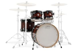 DW Design Series Shell Set Tobacco Burst