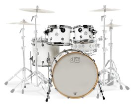 DW Design Series Shell Set White Gloss