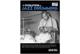 Danny Gottlieb - The Evolution of Jazz Drumming - książka + 1 CD + 1 DVD