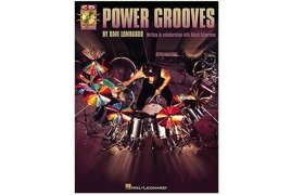 Dave Lombardo Power Grooves - książka + 1 CD