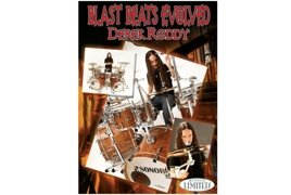 Derek Roddy - Blast Beats Evolved - 1 DVD