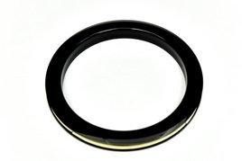 "Gibraltar Port Hole 4"" Black"
