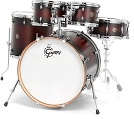 Gretsch Catalina Maple 22 Satin Deep Cherry Burst