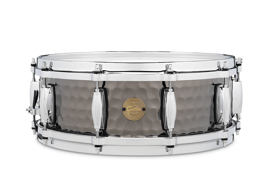 Gretsch Full Range Hammered Black Steel 14x5