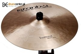 Istanbul Agop Traditional Heavy Crash 17""