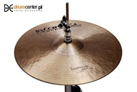 Istanbul Agop Traditional Heavy Hi-hat 13""