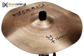 Istanbul Agop Traditional Trash Hit 16""