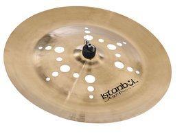 Istanbul Agop Xist Brilliant Ion China 18""