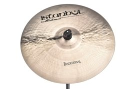 Istanbul Mehmet Traditional Classic Medium Crash 16