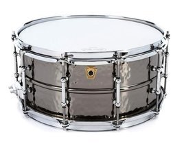 Ludwig Black Beauty LB417KT (Tube Lugs, Hammered) 14x6,5