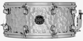 Mapex MPX Steel Hammered Snare Drum 14x6,5