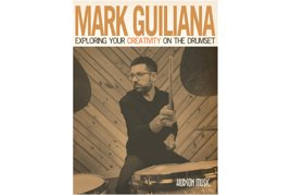 Mark Guiliana - Exploring Your Creativity książka + DVD
