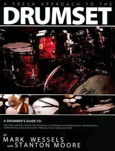 Mark Wessels - A Fresh Approach to the Drumset