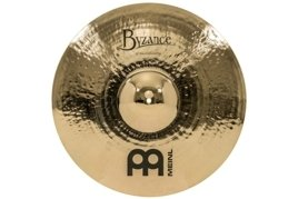 Meinl Byzance Brilliant Heavy Hammered Ride 22