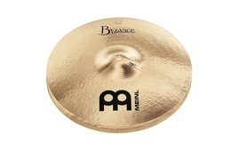 Meinl Byzance Brilliant Medium Hihat 13
