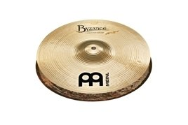 Meinl Byzance Brilliant Serpents Hihat 13