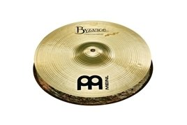 Meinl Byzance Brilliant Serpents Hihat 14