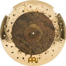 Meinl Byzance Extra Dry Dual Crash-Ride 22
