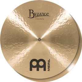 Meinl Byzance Traditional Heavy Hihat 14