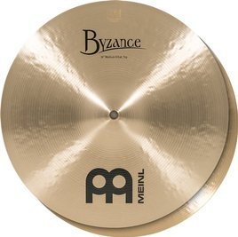 Meinl Byzance Traditional Medium Hihat 14
