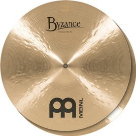 Meinl Byzance Traditional Medium Hihat 15