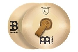 Meinl Professional Marching Cymbals B12 16 (Para)