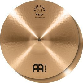Meinl Pure Alloy hihat medium 14 PA14MH