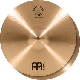 Meinl Pure Alloy hihat medium 15 PA15MH