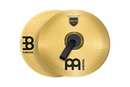 Meinl Student Range Marching Cymbals Brass 14 (Para)