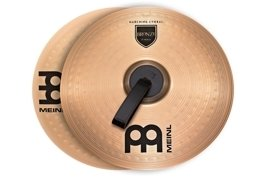 Meinl Student Range Marching Cymbals Bronze 16 (Para)