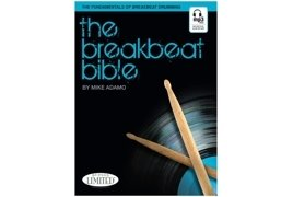Mike Adamo - The Breakbeat Bible - książka + 1 CD