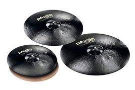 Paiste Color Sound 900 BLACK Univ Set 14+16+20