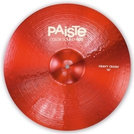 Paiste Color Sound 900 Red Heavy Crash 18